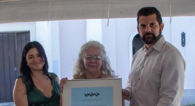 ICP reconoce a artistas plásticos en la inauguración de la Muestra Nacional de Artes
