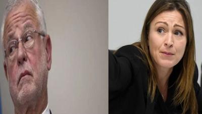 Hector Pesquera y Julia Keleher - abril 2 2019