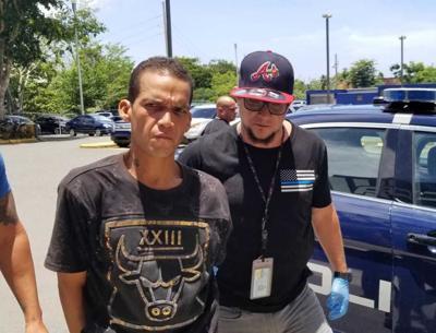 Uber Eats - presunto sospechoso de matar conductor de Uber Eats - Foto suministrada - agosto 13 2019