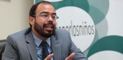 Eliezer Ramos Pares - secretario interino de Educacion - Foto suministrada mayo 28 2021