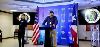 Carlos Mellado - Conferencia de prensa - 12 abril 2021