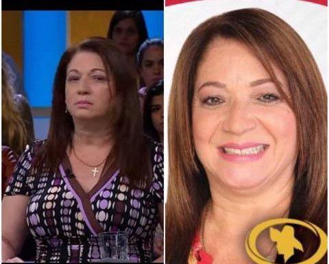 Cathy Currás apirante al Senado PPD y actriz