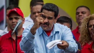 """EEUU justifica sanciones a Venezuela, llama """"dictador"""" al pesidente Maduro"""