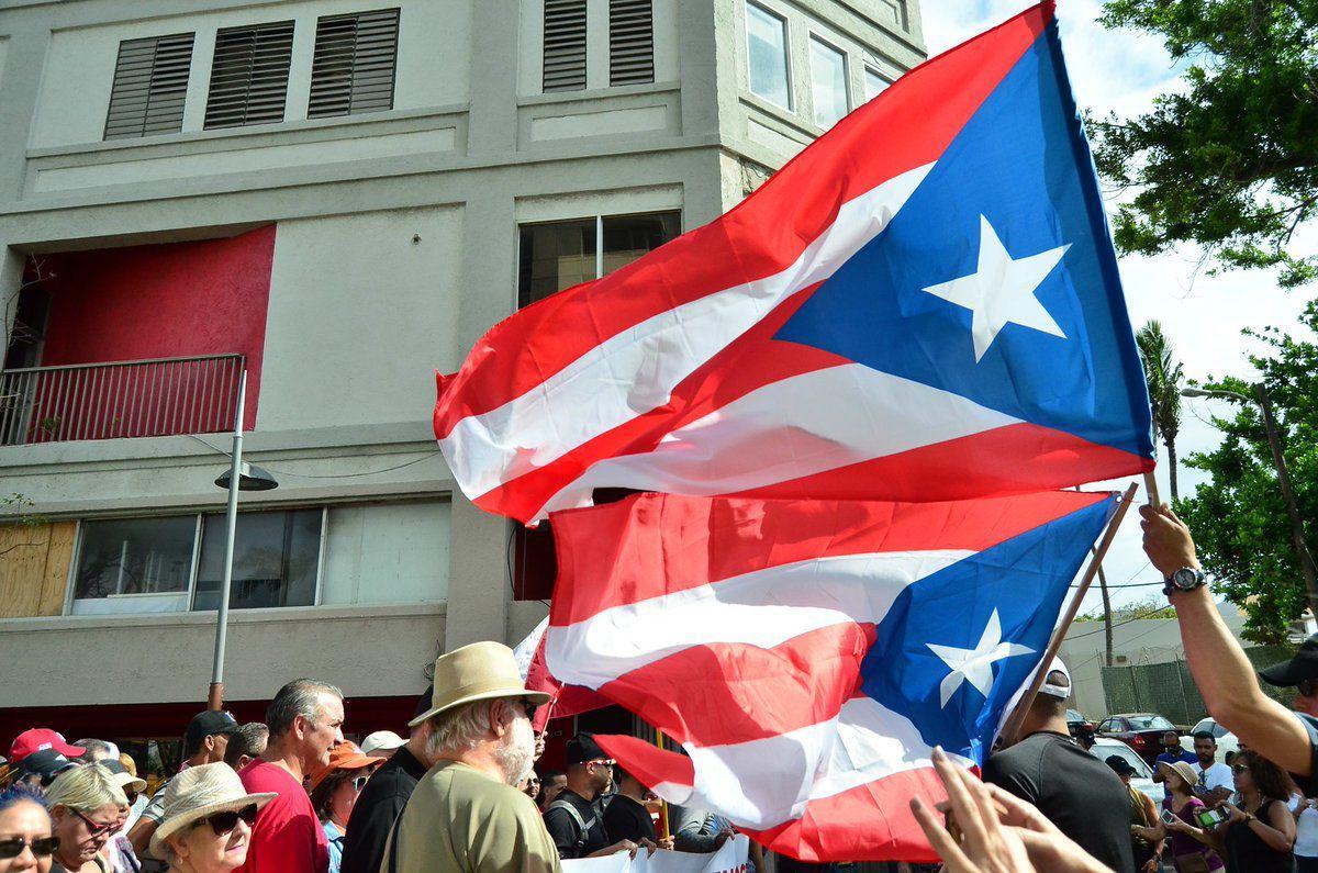 PPD sede y banderas