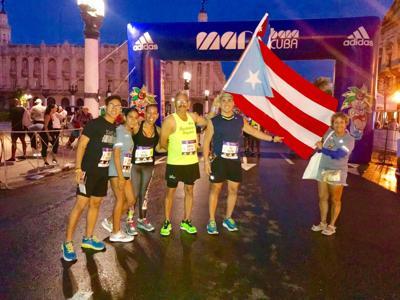 Alex Delgado - Cuba - Maraton - julio 13 2021