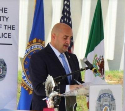 Joseph Gonzalez - nuevo jefe del FBI en Puerto Rico - Foto suministrada - julio 9 2021