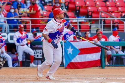 Yadier Molina - Criollos de Caguas - Serie del Caribe 2021