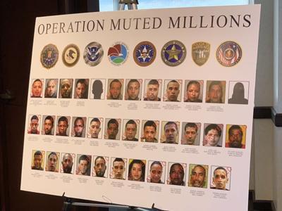 Narcoganga - arrestos - febrero 12 2019