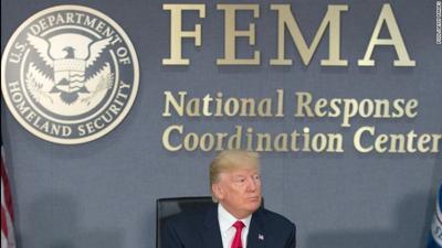 Trump - FEMA - agosto 28 2019