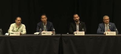 LUMA Energy - conferencia de prensa tras explosion en Monacillos - Captura de pantalla - junio 11 2021