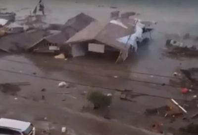 VIDEO: Terremoto de 7.5 grados sacude a Indonesia