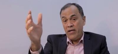 Nelson Rosario - comisionado del Proyecto Dignidad - Captura de pantalla - julio 21 2021