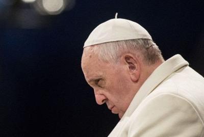Papa Francisco - Misa de Cuaresma - Captura de pantalla YouTube - febrero 27 2020