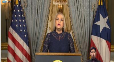 Wanda Vázquez ofrece un mensaje al País luego de su juramentación como gobernadora