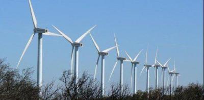 Turbina - viento - energia renovable - marzo 29 2019