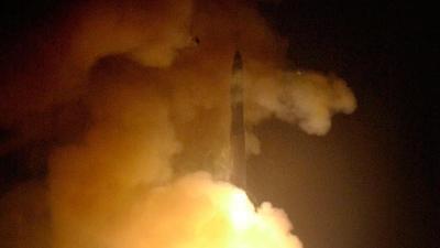 Misil nuclear febrero 1 2019