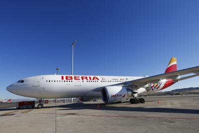 Iberia retoma su vuelo directo entre San Juan y Madrid