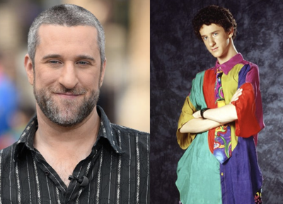 Dustin Diamond - actor - muerte - cáncer en los pulmones - Saved by the Bell