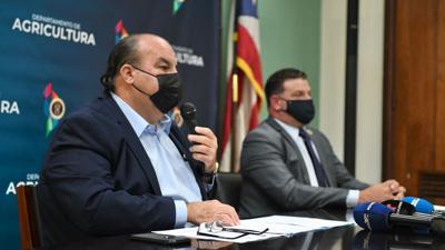 Ramon Gonzalez Beiro - secretario del Departamento de Agricultura - Foto suministrada - agosto 23 2021