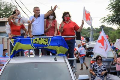 Ismael Titi Rodriguez - candidato alcaldia Guanica - Foto via Facebook 2 - noviembre 17 2020
