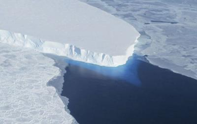 Iceberg - antartida - Foto NASA - febrero 22 2019
