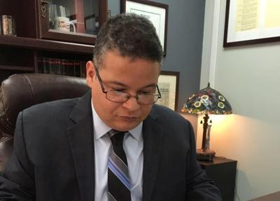 Victor Ramos - presidente Colegio de Medicos de Puerto Rico - Foto Facebook - septiembre 9 2020