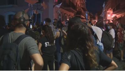 Protesta - Fortaleza - captura de pantalla - junio 4 2020