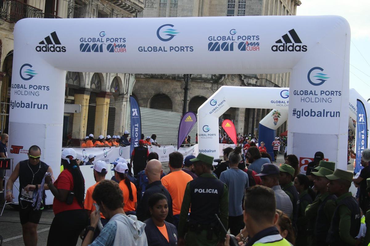 Alex Delgado - Cuba - Maraton 2 - julio 13 2021