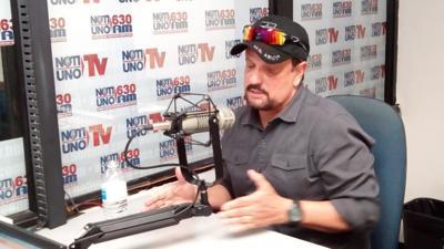 Arnaldo Claudio exmonitor de la Policia