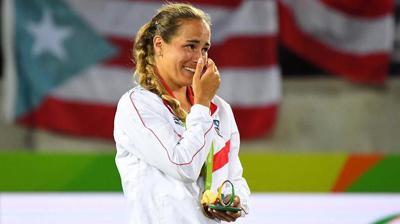 Monica Puig juegos olimpicos 2016