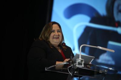 Presidenta Colegio CPA Cecilia Colon
