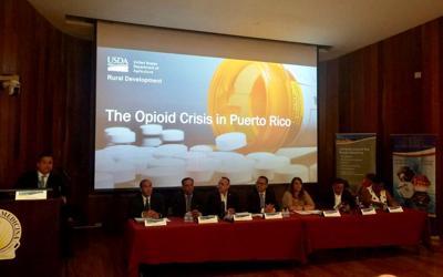 Foro Crisis de opioides en PR RCM USDA