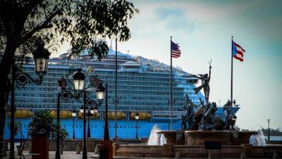 Cuatro cruceros traen 17 mil pasajeros a Puerto Rico