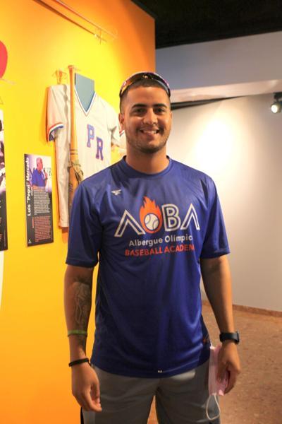 Entrenador Albergue Olimpico - Kelvin Maldonado