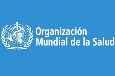 Organizacion Mundial de la Salud - logo - marzo 11 2020