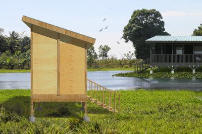 Premian proyecto de vivienda de estudiantes de la Escuela de Arquitectura de la UPR-RP
