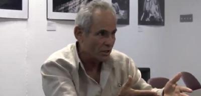 Ismael Guadalupe - lider comunitario de Vieques - Captura de pantalla - febrero 21 2019.