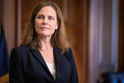 Amy Coney Barrett - suministrada - confirmada por el Senado federal
