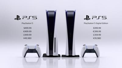 Playstation 5 - septiembre 17 2020