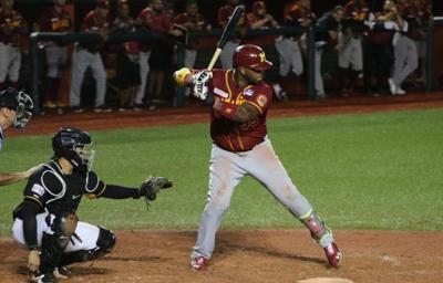 Beisbol profesional - Mayaguez - bateador - Foto suministrada Cybernews - diciembre 23 2019