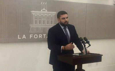 Anthony Maceira - secretario de Asuntos Publicos - Foto suministrada - julio 10 2019