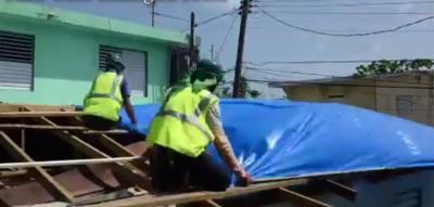 A 3 meses de nueva temporada de huracanes, falta de techos seguros afecta a Comerío