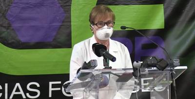 Maria Conte - Comisionada de Ciencias Forenses - Foto suministrada - enero 14 2021