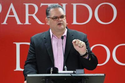 Senador y Presidente del PPD Aníbal José Torres
