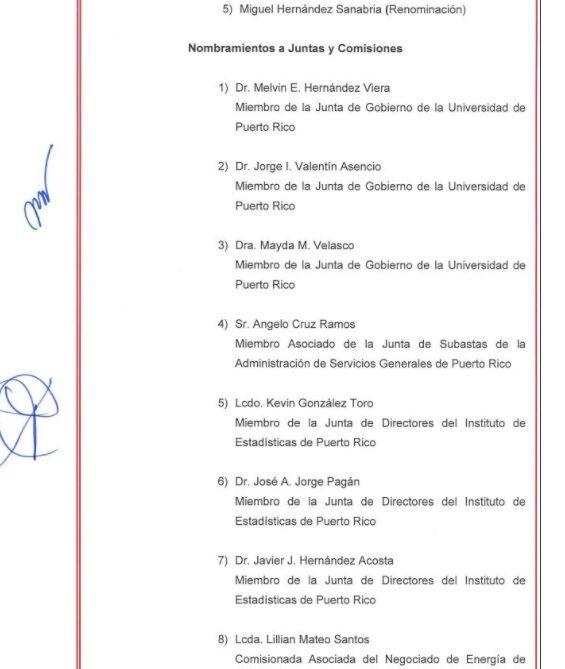 Angelo Cruz - alcalde Ceiba - nominado a la Junta de Subastas - septiembre 16 2020