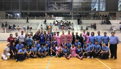 Celebridades se unen a la UPR-Bayamón por atletas con necesidades especiales