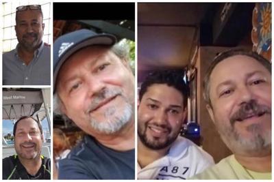 Personas desaparecidas en Villa Marina en Fajardo