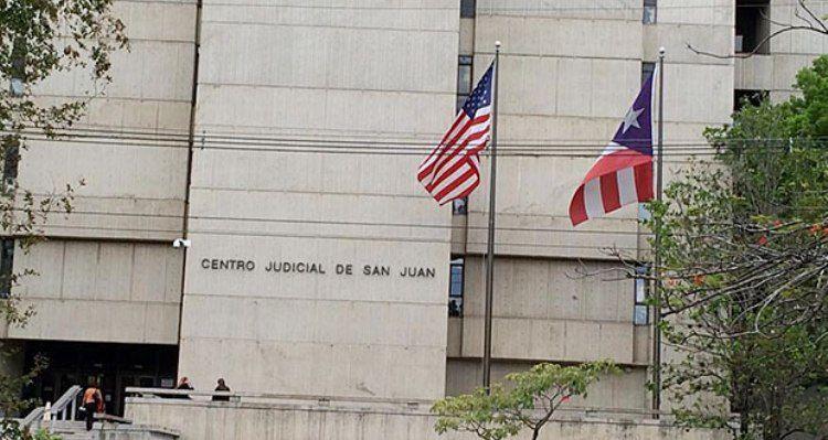 Centro Judicial de San Juan - septiembre 18 2019