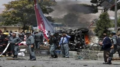 Ataques terroristas provocan más muertes en Kabul