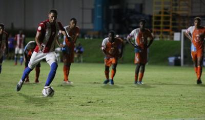 Puerto Rico - futbol - Foto suministrada - noviembre 21 2019